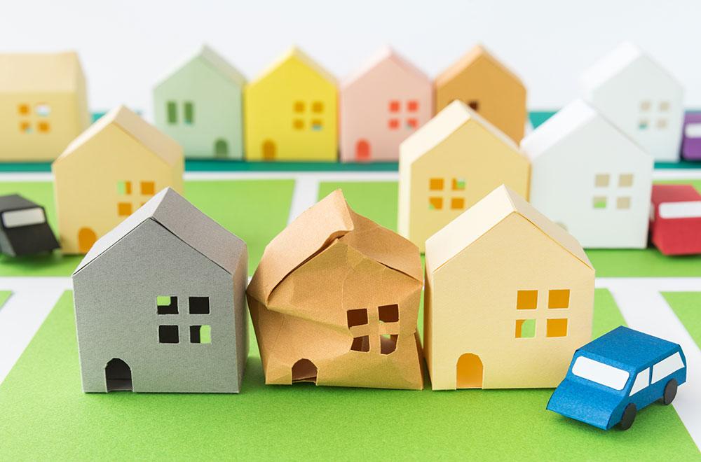 空き家対策サービス